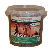 Légúttisztító gyógynövény keverék lovaknak 2L